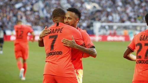 Бордо - ПСЖ - 0:1. Видео гола и обзор матча