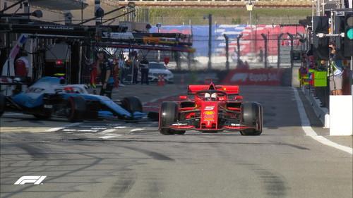 Формула-1. Гран-при России. Текстовая трансляция