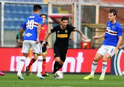 Сампдория — Интер — 1:3. Видео голов и обзор матча