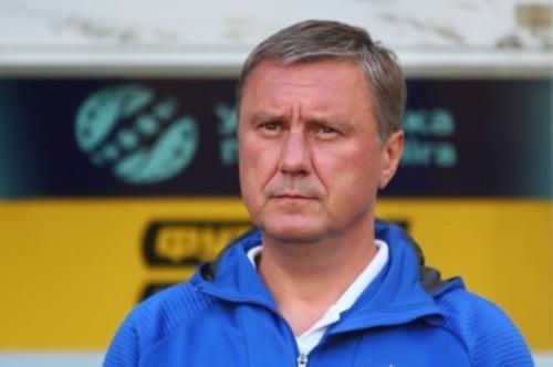 Александр ХАЦКЕВИЧ: «Говорят, что команда не бежит. А куда бежать?»