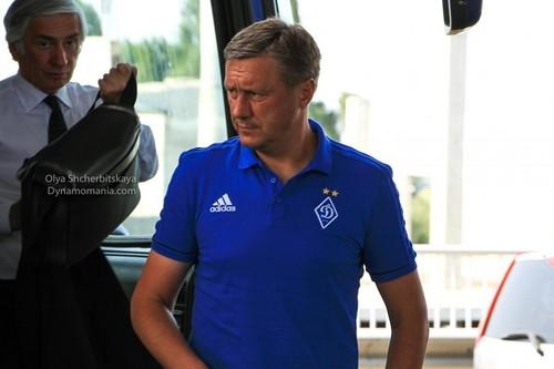 Хацкевич может возглавить московское Динамо