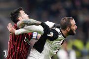 Ювентус - Мілан. Де дивитися онлайн матч Кубка Італії