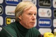 Алексей МИХАЙЛИЧЕНКО: «Заменили Шапаренко, потому что не могли рисковать»