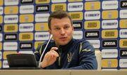 РОТАНЬ: «Україна спробує стати в один ряд з лідерами європейського футболу»