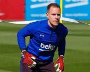 Барселона предложит тер Штегену новый контракт