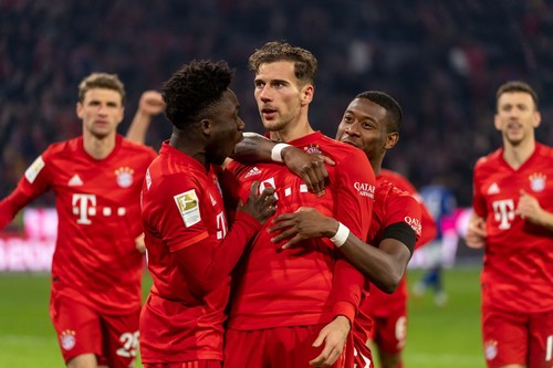 Футбол бавария мюнхен барселона смотреть онлайн