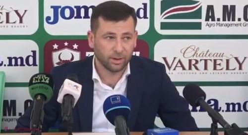 Известный клуб Зимбру из Молдовы снялся с чемпионата