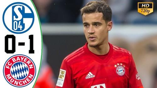 Шальке – Бавария – 0:1. Видео гола и обзор матча