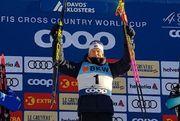 Лыжные гонки. Клэбо и Сундлинг выиграли спринт в Коннеруде