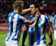 Реал Сосьедад вышел в финал Кубка Испании, обыграв клуб из Сегунды