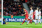 Байер — Унион Берлин — 3:1. Видео голов и обзор матча
