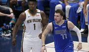 НБА. Даллас в овертайме обыграл Нью-Орлеан, победы Милуоки и Портленда