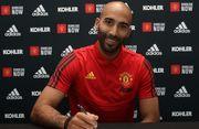 Манчестер Юнайтед продлил контракт со своим голкипером