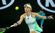 Леся Цуренко уверенно вышла в четвертьфинал турнира в США