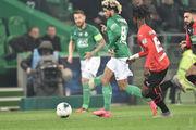 Сент-Этьен обыграл Ренн и вышел в финал Кубка Франции