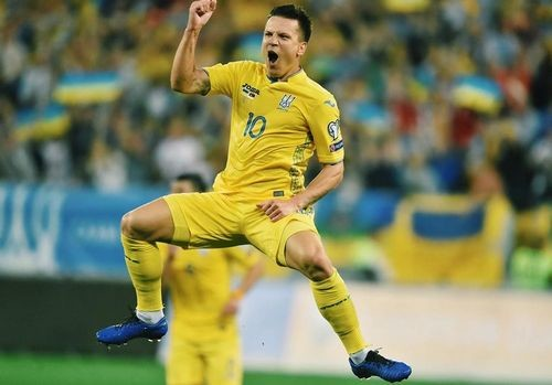 Украина узнала расписание в Лиге наций, экс-игрок Шахтера остался без клуба