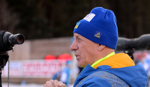 САНИТРА: «Склоняюсь к тому, что Ткаленко в спринте стартовать не будет»