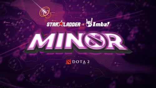 StarLadder ImbaTV Dota 2 Minor. Календарь и результаты турнира