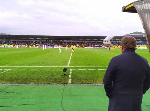 Александрия – Динамо – 1:3. Текстовая трансляция матча