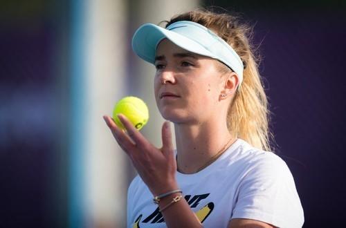 Свитолина поднимется на одну строчку в рейтинге WTA