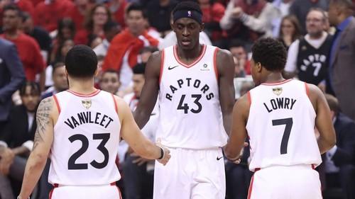 Торонто Рэпторс гарантировали себе участие в плей-офф НБА