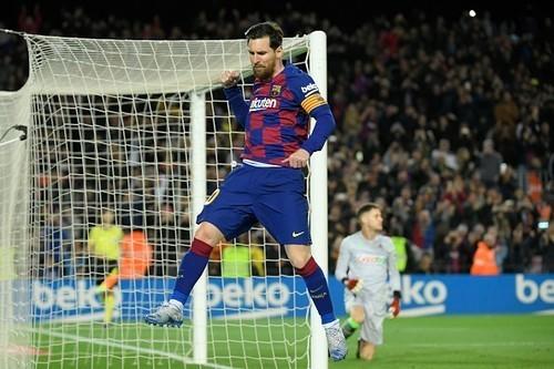 Барселона хоче утримати Мессі у складі