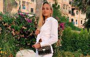 ФОТО. Дарья Билодид проводит каникулы в райском месте