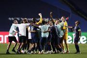 ПСЖ впервые в истории пробился в финал Лиги чемпионов