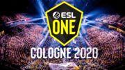 ESL One Cologne. Календарь и результаты турнира