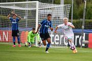 Стали известны полуфиналисты юношеской лиги УЕФА