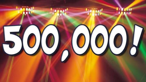 500 тисяч новин! Опублікована ювілейна новина на Sport.ua!