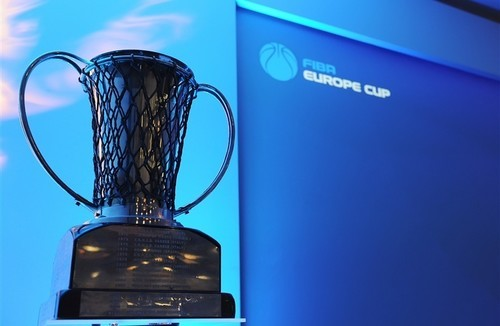 Киев-Баскет и Прометей попали в одну группу Кубка Европы ФИБА