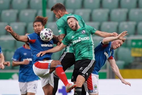 Легия – Линфилд – 1:0. Видео гола и обзор матча