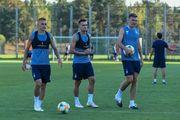 Буяльский забил шедевр, Цыганков и Шабанов вскоре вернутся в группу