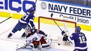 НХЛ. Тампа-Бэй, Бостон и Колорадо вышли во второй раунд плей-офф