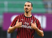 Ибрагимович до конца недели подпишет контракт с Миланом