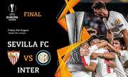 Севілья - Інтер. Де дивитися онлайн фінал Ліги Європи