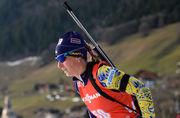 Вита Семеренко выиграла контрольный спринт на 16 участниц