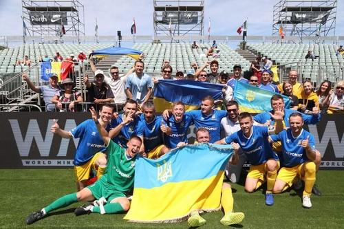 ВИДЕО. Алиев дебютирует за сборную Украины по минифутболу