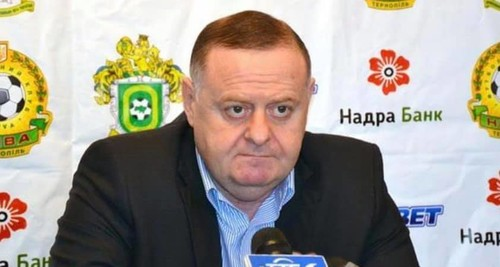 Экс-президент Нивы Тернополь умер от коронавируса