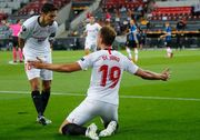 Фартовый турнир. Севилья одолела Интер и снова выиграла Лигу Европы