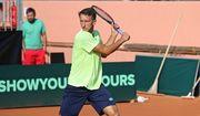 Стаховский получил 12-й номер посева на турнире в Праге