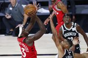 НБА. Торонто и Бостон в шаге от второго раунда, Юта обыгрывает Денвер