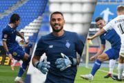 Бущан, Андриевский и Цитаишвили сыграли юбилейные матчи за Динамо