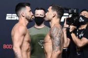 Где смотреть онлайн бой UFC: Педро Муньос – Фрэнки Эдгар