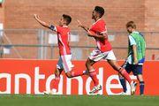 Аякс – Бенфика – 0:3. Португальцы вышли в финал Юношеской лиги. Видео голов