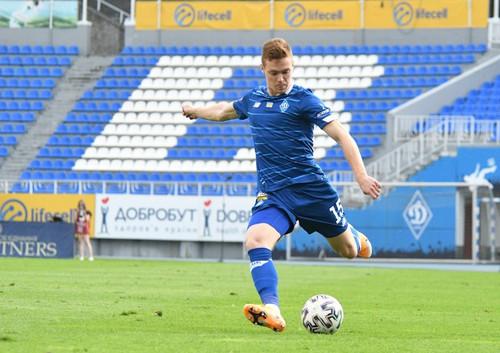 Виктор Цыганков забил 60-й мяч за «Динамо»