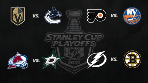 Стали известны пары второго раунда плей-офф НХЛ