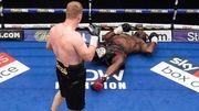Диллиан УАЙТ: «Тренер Поветкина готовился сдаться. Был крутой бой»