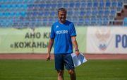 Александр ХАЦКЕВИЧ: «Первый тайм не получился ни в обороне, ни в атаке»